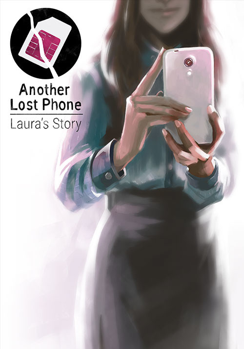 Another Lost Phone: Laura's Story - Cover