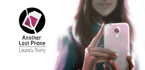 Another Lost Phone: Laura's Story - Cover / Packshot