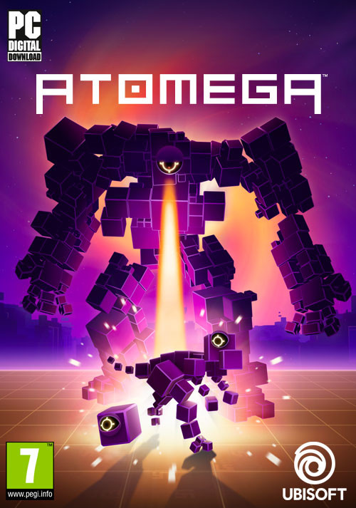 ATOMEGA™ - Cover / Packshot