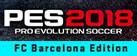 Pro Evolution Soccer 2018 Barcelona Edition
