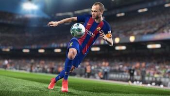 Screenshot1 - PRO EVOLUTION SOCCER 2018 - FC Barcelona Edition