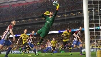 Screenshot2 - Pro Evolution Soccer 2018 Barcelona Edition