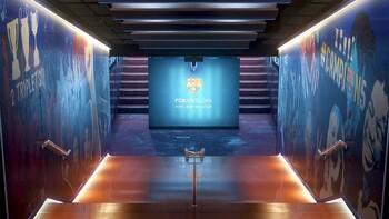 Screenshot5 - PRO EVOLUTION SOCCER 2018 - FC Barcelona Edition