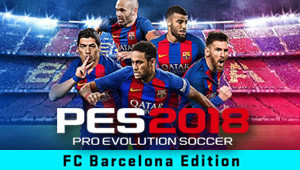 Pro Evolution Soccer 2018 Barcelona Edition