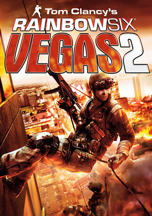 Tom Clancy's Rainbow Six® Vegas 2 - Cover