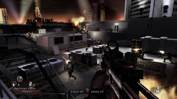 Screenshot1 - Tom Clancy's Rainbow Six® Vegas 2