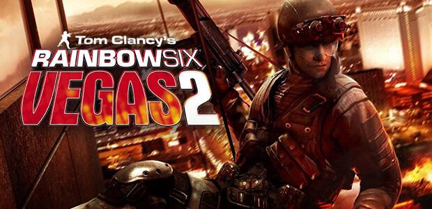 Tom Clancy's Rainbow Six® Vegas 2 - Cover / Packshot