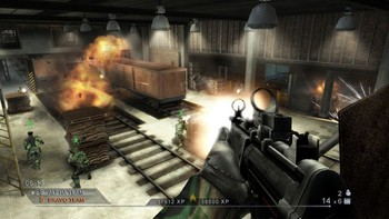 Screenshot4 - Tom Clancy's Rainbow Six® Vegas 2