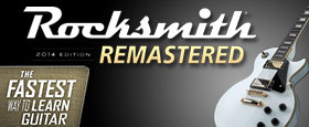 Rocksmith® 2014 Edition – Remastered