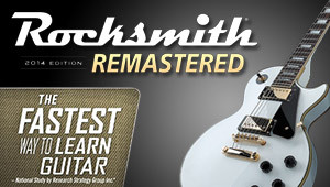 Rocksmith® 2014 Edition – Remastered