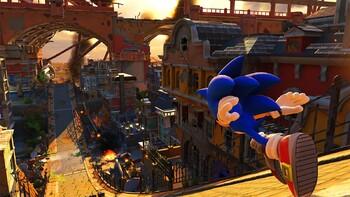 Screenshot1 - Sonic Forces