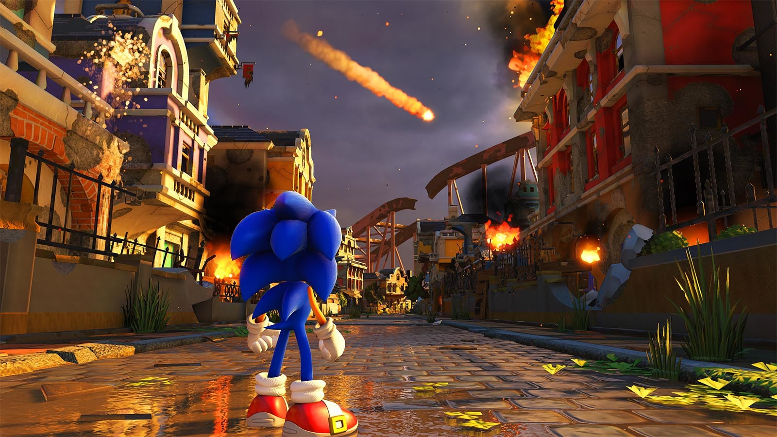 Sonic Forces [Steam CD Key] for PC - Buy now