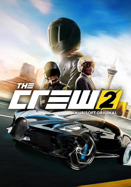 The Crew 2 - Cover / Packshot