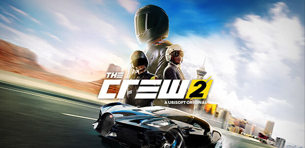 The Crew 2 - Cover / Packshot