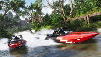 Screenshot1 - The Crew 2 - Deluxe Edition