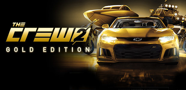 the crew 2 gold edition uplay cd key f r pc online kaufen. Black Bedroom Furniture Sets. Home Design Ideas