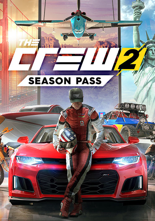 The Crew 2 - Season Pass - Cover / Packshot