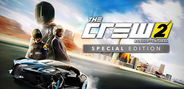 The Crew 2 - Special Edition - Cover / Packshot