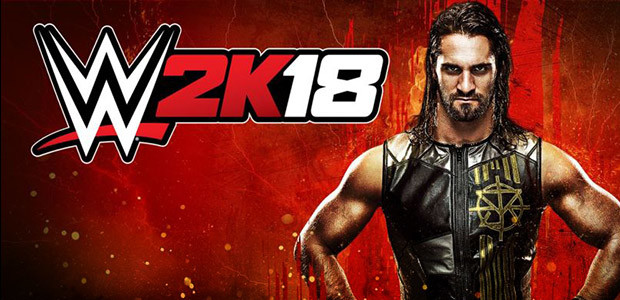 WWE 2K18 - Cover / Packshot
