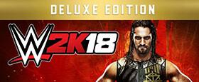 WWE 2K18 Digital Deluxe Edition