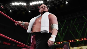 Screenshot1 - WWE 2K18 Digital Deluxe Edition