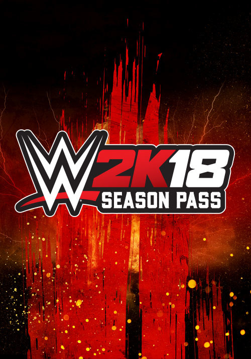 WWE 2K18 Season Pass - Cover