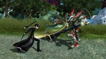 Screenshot3 - Accel World VS. Sword Art Online Deluxe Edition