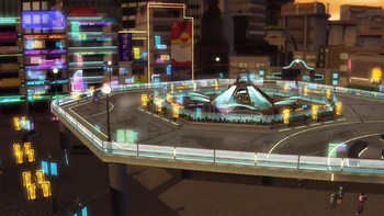 Screenshot4 - Accel World VS. Sword Art Online Deluxe Edition