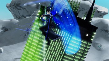 Screenshot2 - Accel World VS. Sword Art Online Deluxe Edition