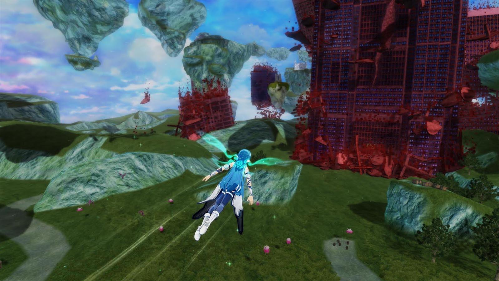 ... Screenshot7 - Accel World VS. Sword Art Online Deluxe Edition ...