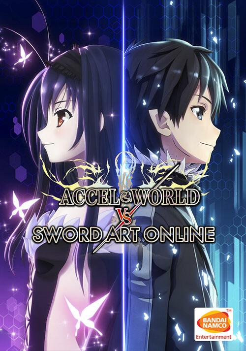 Accel World VS. Sword Art Online Deluxe Edition - Cover / Packshot