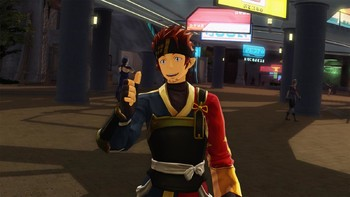 Screenshot1 - Accel World VS. Sword Art Online Deluxe Edition