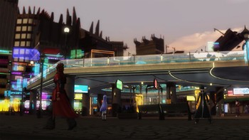 Screenshot5 - Accel World VS. Sword Art Online Deluxe Edition