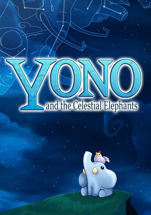 Yono and the Celestial Elephant - Packshot