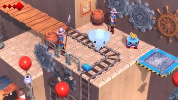Screenshot2 - Yono and the Celestial Elephant