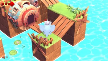 Screenshot1 - Yono and the Celestial Elephants