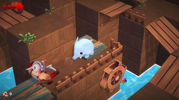 Screenshot5 - Yono and the Celestial Elephants