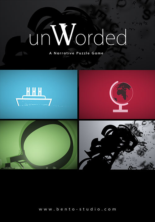 unWorded - Cover / Packshot