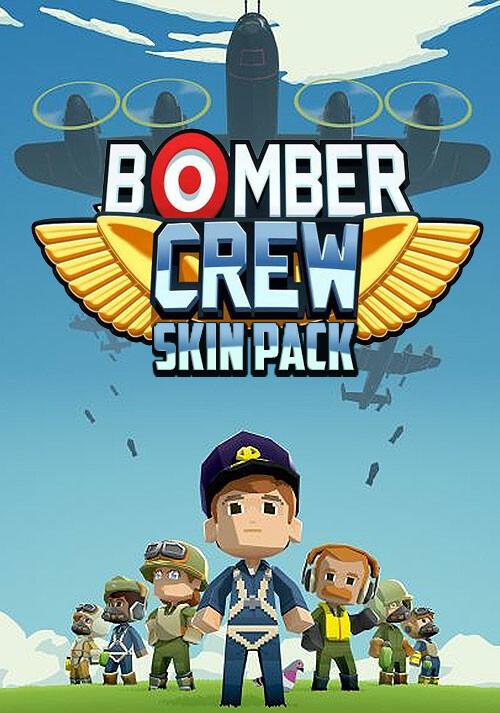 Bomber Crew Skin Pack - Cover / Packshot