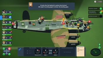 Screenshot1 - Bomber Crew - Deluxe Edition
