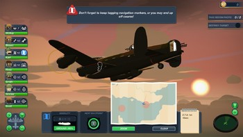 Screenshot2 - Bomber Crew - Deluxe Edition