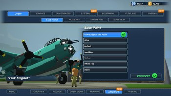 Screenshot3 - Bomber Crew - Deluxe Edition