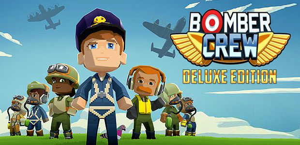 Bomber Crew - Deluxe Edition - Cover / Packshot