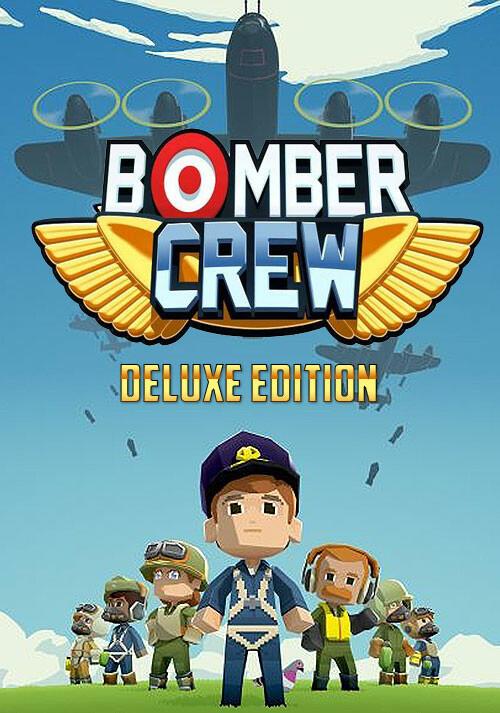 Bomber Crew - Deluxe Edition - Cover / Packshot