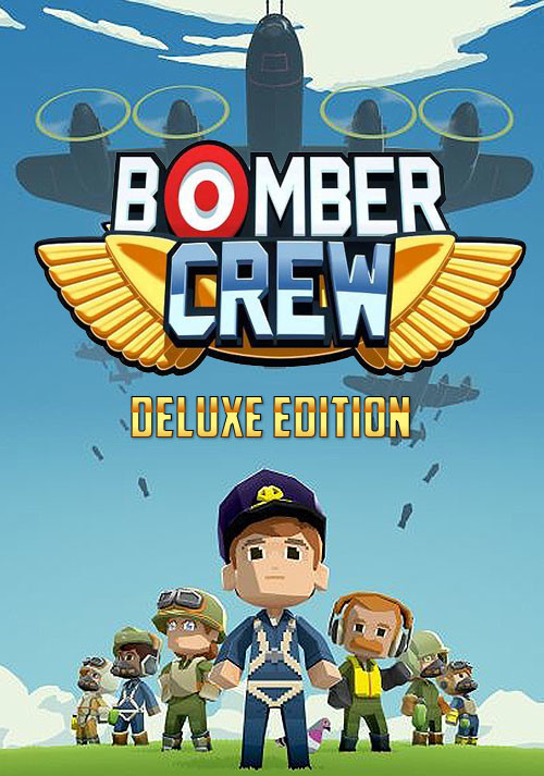 Bomber Crew - Deluxe Edition - Cover