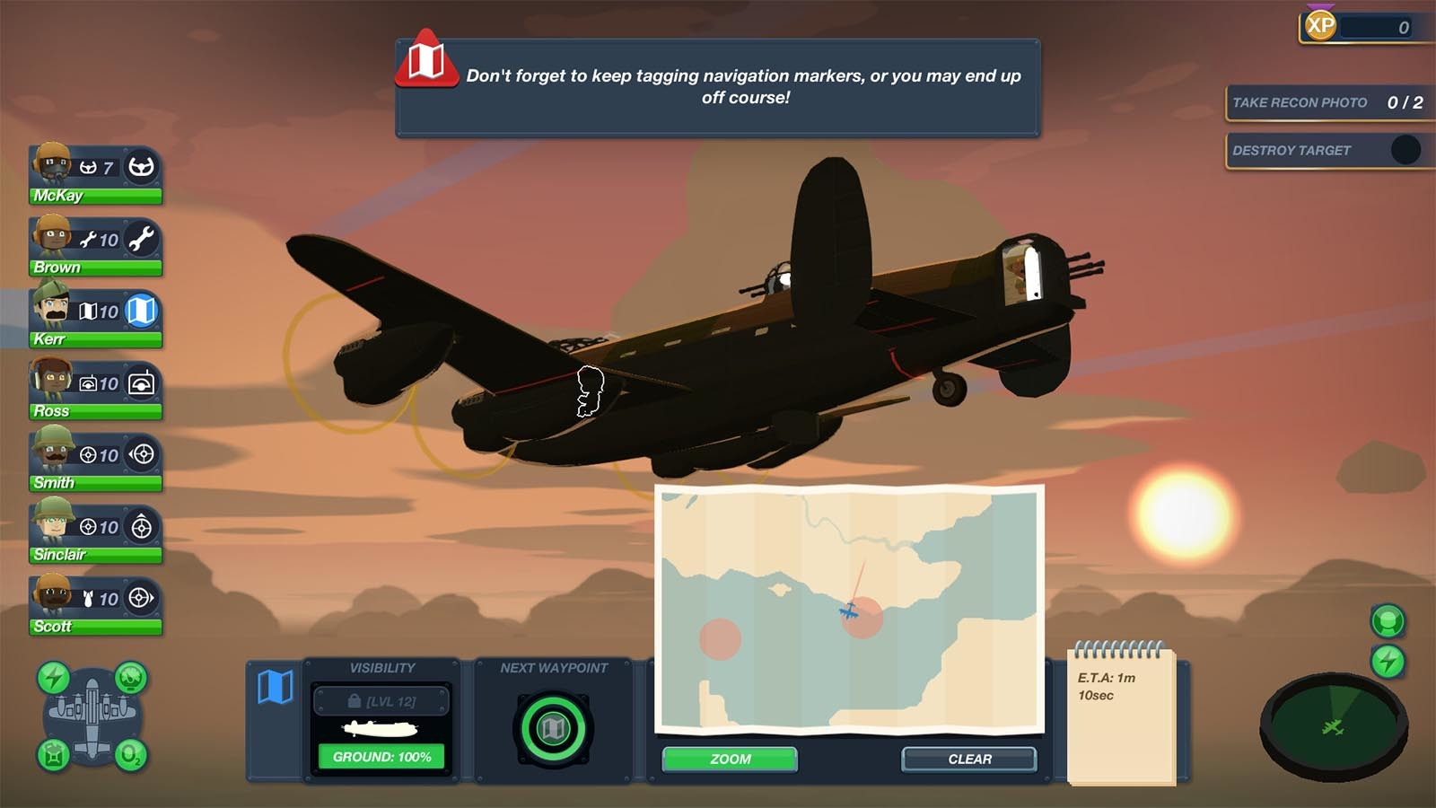 Bomber Crew - Deluxe Edition [Steam CD Key] for PC, Mac and Linux - Buy now