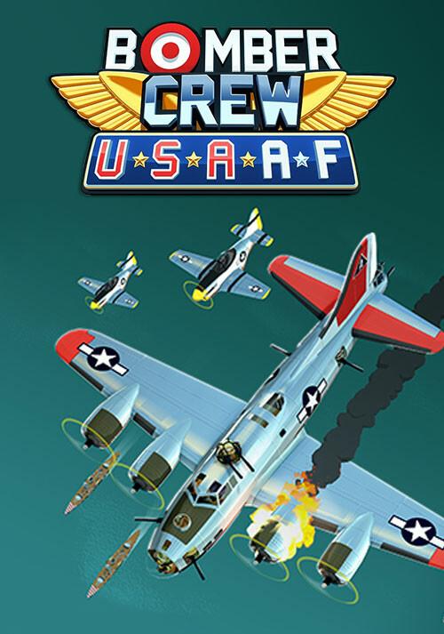 Bomber Crew: USAAF - Cover / Packshot