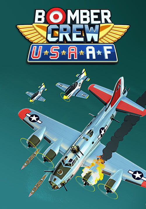 Bomber Crew: USAAF - Cover