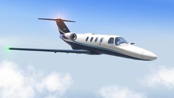 Screenshot1 - Take Off - The Flight Simulator