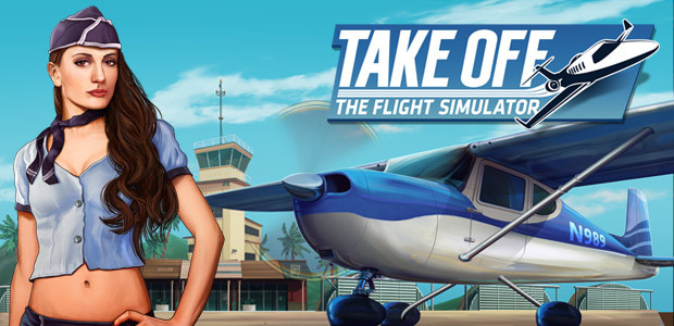 Take Off - The Flight Simulator - Cover / Packshot